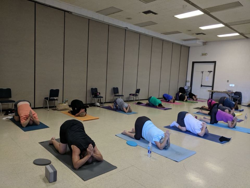 Simpson Center - Yoga